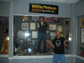 Willie Nelson Museum